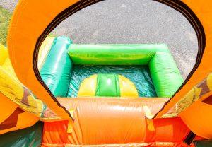 Hüpfburg Jumpy Fun Dschungel Aufnahme 4