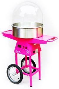 Zuckerwatte-Maschine Pink